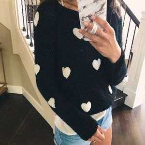 Adorable Heart sweater